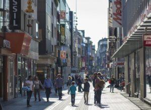 Stadt_Einkaufsstrasse Onlineshop