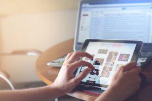 Tablet-Onlineshop